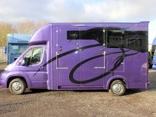 3. 5t by Cross Country Horseboxes.
