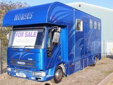 W Reg 7. 5t COMPACT by Penine Horseboxes.