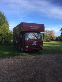 DAF Horsebox for sale