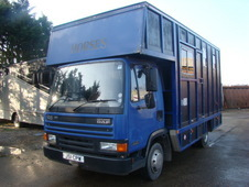 DAF 45 Series 2/3 stall Horsebox