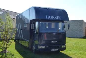 Ford Iveco 7.5 tonne 3 Horse Lorry - Only 20 mins from Badminton