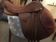 HKM 17. 5 GP saddle