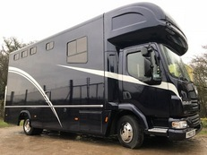 ICE Vogue 7.5t Horsebox - 2017 Build