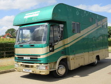 Iveco Eurocargo 75E15 Coach built by Wren coach builders. Stalled...