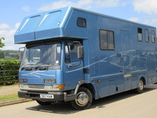 DAF 45 130 Coach built by David Murray coach builders. Stalled fo...