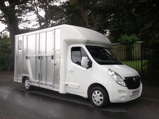 vauxhaul movano 3.5 two stall