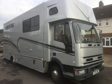 Ford iveco 7. 5 tonne