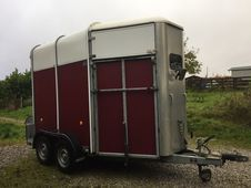 Horse Trailer For Hire In The Northwest