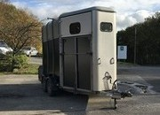 Pre-owned Ifor Williams HB510