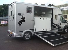 Pre-Owned Equi-Trek Sonic Five