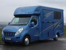 TOPLINE HORSEBOXES LTD- NEW BUILD - SUPERB 2014 RENAULT MASTER £...