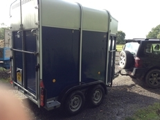 Ifor Williams HB505 (2005)