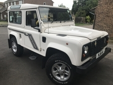 LAND ROVER DEFENDER 300 TDI GENUINE CSW