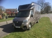 Ascot 2 NEW  Renault Master 21 Reg, 4.5 Ton, 300 miles, £ 47,950 +vat ,Weekender Body, Leather Upholstery , Sat Nav,Air Con, Bluetooth, ABS, Cruise Control, 3 years warrantee from Renault