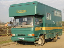 Compact DAF 45 Coach built by Tristar. Stalled for 3 with day liv...