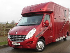 2013 Renault Master GP Long stall. New Build finished in Metallic...