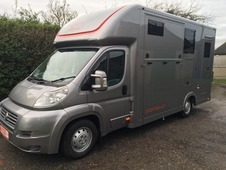GDR Horseboxes Bespoke build 4. 5 ton