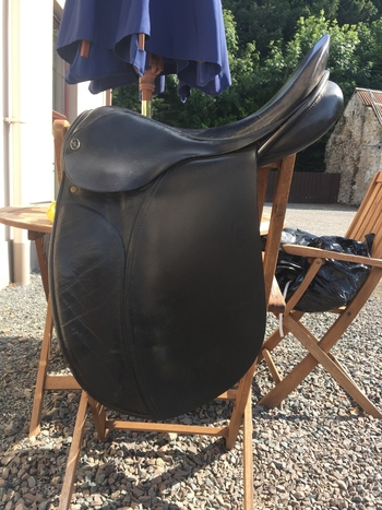 GFS Saddle Black