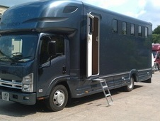Pre-Owned Equi-Trek Endeavour Transporter