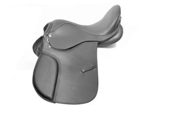 GENERAL PURPOSE SYNTHETIC HALFLINGER SADDLE