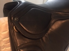 Dressage Saddle - Rivera Monaco