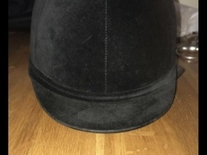 CHARLES OWEN VELVET DRESSAGE HAT FOR SALE