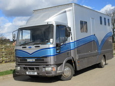 Very smart Iveco Eurocargo 75E15 Proffessional conversion by Minster coach works. Stalled for 3 with smart living.