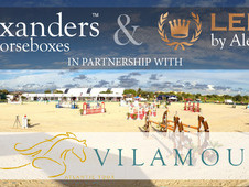 Proud to announce - The Alexanders Group and Vilamoura Equestrian...