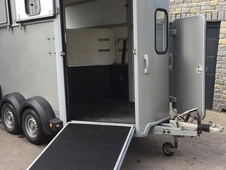 Ifor Williams HB506 Silver Excellent Condition