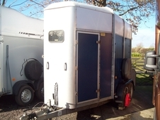 Ifor Williams 506 trailer 2006