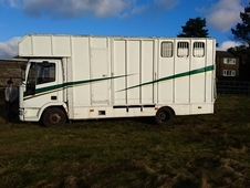 7. 5T FORD IVECO DAY LIVING