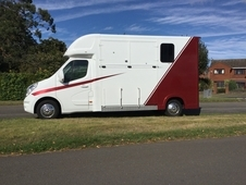 ASCOT 2 New Build 2017, Vauxhall Movano 64 reg, 38, 000 miles, Da...