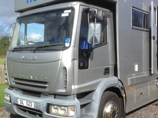 13.5 tonne Iveco Eurocarge, 2004, very low mileage, excellent condition