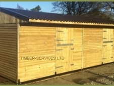 12x24ft Double Stables £1595 & only 10% Vat to pay