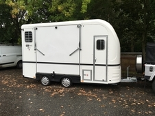 Equi-trek Show Treka L for hire or sale (£1799 inc vat 6 months ...