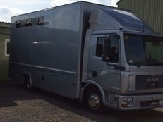 7.5t horsebox for sale