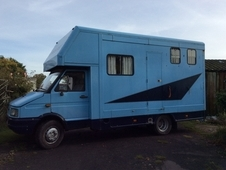 Ford Iveco 6 ton Horsebox