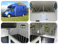 New 2017 build Owens Eclipse 3. 5 ton horsebox £16, 950 inc VAT ...