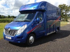 Stunning Renault Master july 2017 build