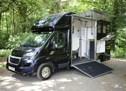 New Build John Oates Transporter horsebox