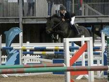 New Video added - Top 148cm Jumping Pony - 190 points