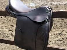 Silhouette Working Hunter Saddle