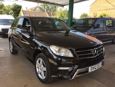 Mercedes-Benz M Class 3. 0 ML350 CDI BlueTEC Sport 5dr