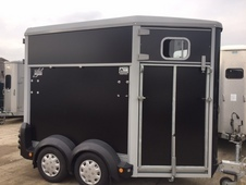 Ifor Williams 403 single horse trailer hire or buy