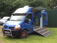 Choice of 3.5ton horseboxes made by THREE COUNTIES HORSEBOXES