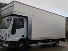 iveco 75e16 58plate only 60k miles new conversion