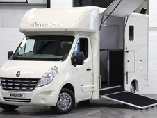 In Build - Alexanders Windsor 3. 5T Renault Master + VAT