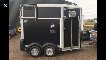 Ifor Williams 506 Black Trailer - NOW REDUCED!