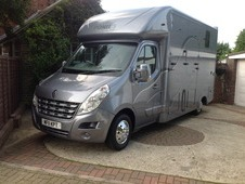 Unique offer 2012 Renault master new build £19995 inc VAT
