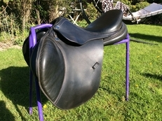 John Whittaker Jumping saddle